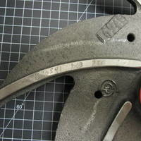Other image of an Iron Impeller to fit Goulds 3196 MT/MTX/MTi 3x4-13