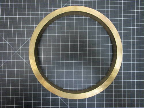 Featured image of a Brass Case Ring to fit Goulds 3316 L 6x8-17