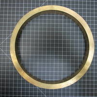 Brass Case Ring to fit Goulds 3316 L 6x8-17
