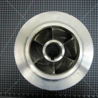 316SS Impeller to fit Allis-Chalmers 8000/8001 10x8-12 L