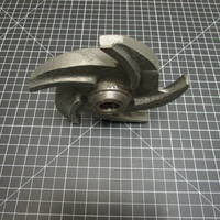 Other image of an Iron Impeller to fit Goulds 3196/3796 STX 1x1.5-6 and 3996 ST 1.5x2-6