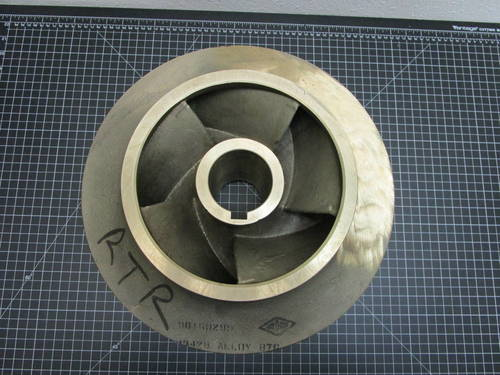 Featured image of a Bronze Impeller to fit Worthington 10LR14/15B