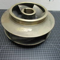 Other image of a Bronze Impeller to fit Worthington 10LR14/15B