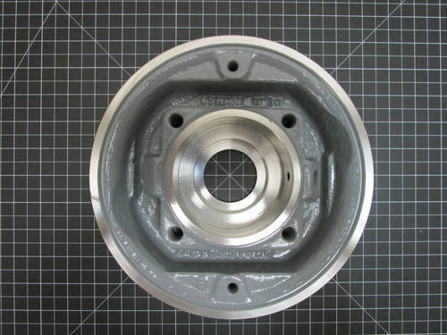 """Featured image of a CD4M Rear Cover Plate to fit Durco Group 2 8"""""""