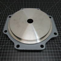 """Other image of a 316SS Rear Cover Plate to fit Durco Mark 2 Group 1 8"""""""