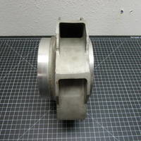 Other image of a 316 Stainless Enclosed Impeller to fit Worthington D1011/D1012 6x4-11