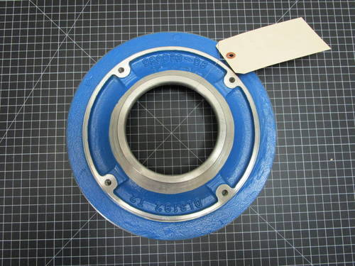 Featured image of a 316SS Wear Plate to fit Worthington D1011 6x4-13