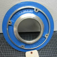 Other image of a 316SS Wear Plate to fit Worthington D1011 6x4-13