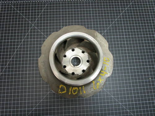Featured image of a 316SS Impeller to fit Worthington D1011 Frame 3 6x4-10