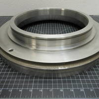 Other image of a CD4M Wear Plate to fit Gorman-Rupp 112D60-B