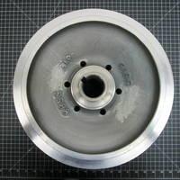 316SS Impeller to fit Worthington D1011 Frame 4 10x8-13