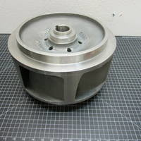Other image of a 316SS Impeller to fit Worthington D1011 Frame 4 10x8-13