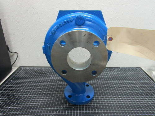 Featured image of a 316SS Casing to fit Flowserve D1011 3x2-8