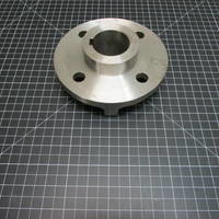 """Other image of a 316SS Shaft Flange to fit Goulds 3135 M 16"""" and 18"""""""