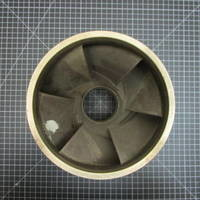 Other image of a Bronze impeller to fit Flowserve 15HH 410