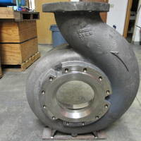Other image of a 316SS Casing to fit Allis Chalmers 10x8-15 or 10x8-15H