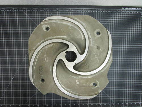 Featured image of a 317LSS Impeller to fit Worthington 8FRBH182