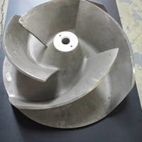 Other image of a 316SS Impeller to fit Warren 3202 14X14-22