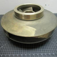 Other image of a Bronze  Impeller to fit Goulds 3410L 8x10-17