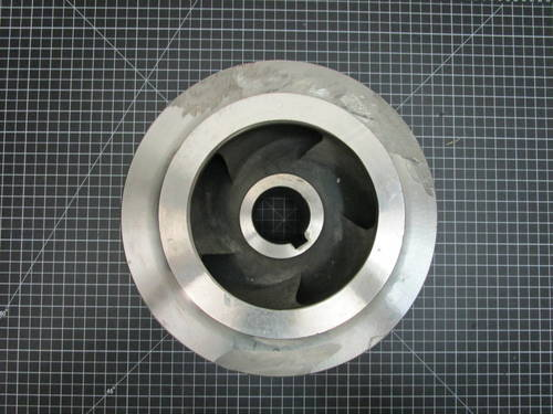 Featured image of a 316SS Impeller to fit Goulds 3410M 6x8-14