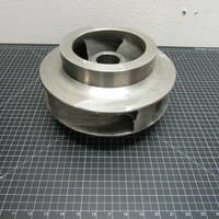 Other image of a 316SS Impeller to fit Goulds 3410M 6x8-14