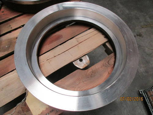 Featured image of a 316SS Case Ring to fit Goulds 3420 20x24-28