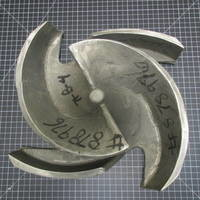 Other image of a 316SS Impeller 2/4V  to fit Goulds 3135 6x12-16
