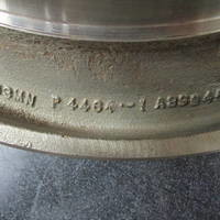 Other image of a 2205 Wear Plate to fit Allis Chalmers PS Plus 14x12-19