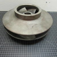 Other image of a Cast Iron Impeller to fit Goulds 3410M 6x8-17