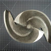 Other image of a 316SS Impeller to fit Goulds 3135M 8Sx16-20