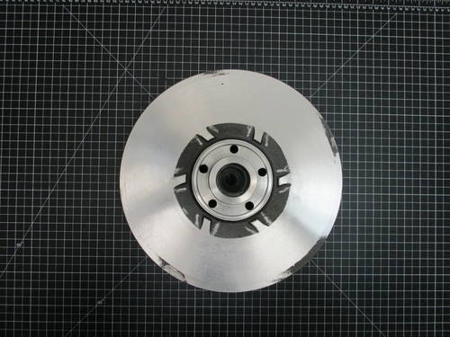 Featured image of a Duplex SS Impeller to fit Sulzer EPT 31-4 6x4-13