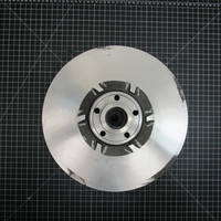 Duplex SS Impeller to fit Sulzer EPT 31-4 6x4-13