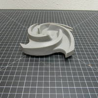 Other image of a Teflon coated impeller to fit Goulds 3198STX 1.5x3-7