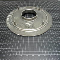 Other image of a 316SS Wear Plate to fit Worthington D1011 4x3-13