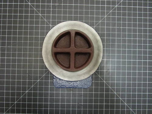 Featured image of a Cast Iron Fill Cover Plate to fit Gorman-Rupp T6