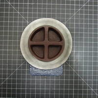 Cast Iron Fill Cover Plate to fit Gorman-Rupp T6