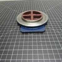 Other image of a Cast Iron Fill Cover Plate to fit Gorman-Rupp T6