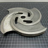 Other image of a Stainless Steel Impeller to fit Worthington BPO 3x1.5-12