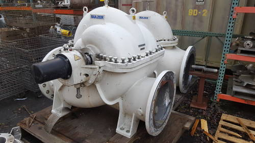 Featured image of a Sulzer Ahlstrom ZPP 42-500
