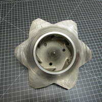 Titanium Impeller to fit Durco Group 2 4x3-10H