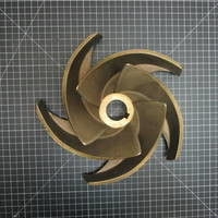 Other image of a Bronze Impeller to fit Goulds 3171 M 4x6-11