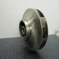 Other image of a 316SS Impeller to fit Worthington 6 LR 13