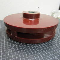 Urethane Impeller to fit Goulds LB 4x6-14