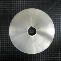 Other image of a 316SS Right Hand Second Stage Impeller to fit Worthington 3LLR11