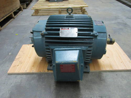 Featured image of a Baldor Reliance Duty Master 25 HP 3550 RPM 841XL Electric Motor