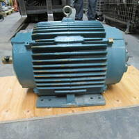 Other image of a Baldor Reliance Duty Master 25 HP 3550 RPM 841XL Electric Motor