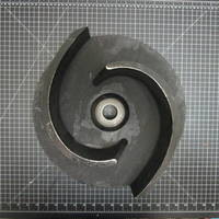 Cast Iron Impeller to fit Gorman-Rupp T8A3-B and T8A60-B