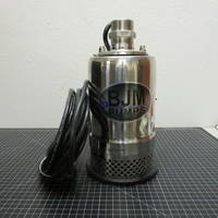 BJM R Series R250-115 1/3 HP 115V Submersible Pump