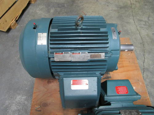 Featured image of a Baldor Reliance Duty Master 40 HP 1190 RPM 841XL Electric Motor