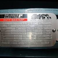 Other image of a Baldor Reliance Duty Master 40 HP 1190 RPM 841XL Electric Motor
